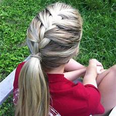 braided pony good for my during soccer games