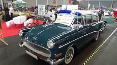 Opel Rekord P1 - 1957 1960 opel rekord p1 klassikwelt bodensee 2017