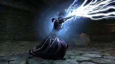 ryadok hurling lightning bolts warrior queen of ha ran fel in 2019 elder scrolls online
