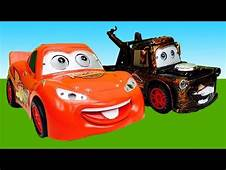 Carros Para Ni&241os Rayo Mcqueen Y Mate  Cars Toon YouTube