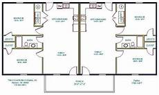 simple small house floor plans floorplan duplex floor