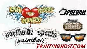 Logo Car Stickers  Luxury Cars