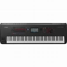 yamaha montage 8 yamaha montage 8 88 key workstation synthesizer montage8 b h