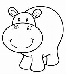 hippo coloring pages printable free coloring pages for