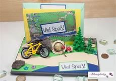 fahrrad zubehör geschenk karte f 252 r gutschein oder geldgeschenke h 252 bsch gestaltet