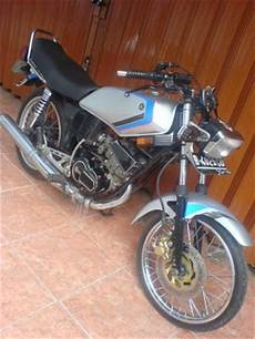 Modif Rx King Minimalis by Modifikasi Motor Yamaha Rx King 2005 Minimalis Sporty