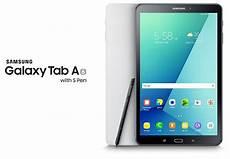 samsung la tablette galaxy tab a 2016 avec le stylet s