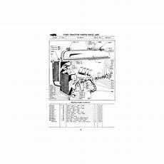 catalogue pieces ford ford 9n catalogue de pi 232 ces
