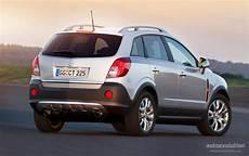 Opel Antara 2015 Suv Drive