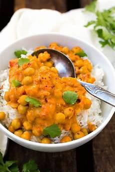 rezept mit kokosmilch kichererbsen curry mit kokosmilch rezept kochkarussell