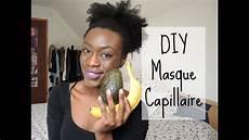 diy masque capillaire fait maison pour cheveux secs et