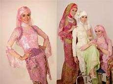 Kumpulan Gambar Kebaya Muslim Terbaru Baju Kebaya Muslim