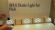 how to ikea dioder hack
