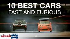 10 Best Fast Furious Cars
