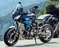 yamaha 700 tracer 2018 fiche moto motoplanete