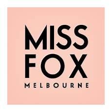 miss fox miss fox melbourne