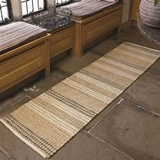 tapis de couloir naturel seagrass flair rugs 60x230