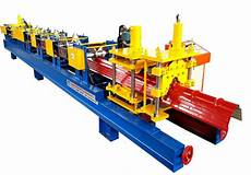 galvanized aluminum steel cold roll forming equipment metal forming machines long lifespan