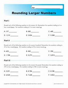 rounding place value worksheets 4th grade 5524 rounding larger numbers place value worksheets for 4th grade