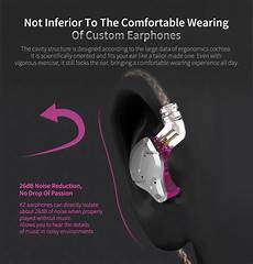 Zs10 Earphone Balanced Armature Dynamic Drivers by Kz Zs10 Pro 4 Balanced Armature Dynamic Drivers Hybrid