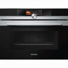 Siemens Iq700 Backofen - siemens cm678g4s6b iq700 compact oven with microwave