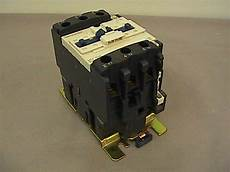 lc1 d4011 telemecanique ac contactor relay from square d vfd cabinet ebay