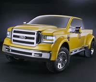 Ford Mighty F 350 Tonka Concept  Picture 17981