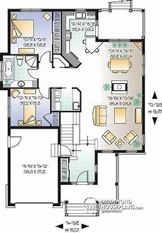 nice one floor house plans drummond house plans
