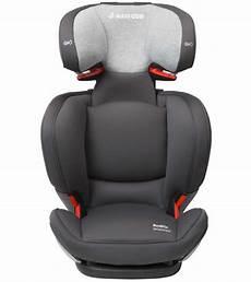 Maxi Cosi Rodifix Booster Car Seat Loyal Grey