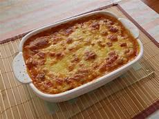 Vegetarische Lasagne Rezept - vegetarische lasagne rezept mit bild geega chefkoch de