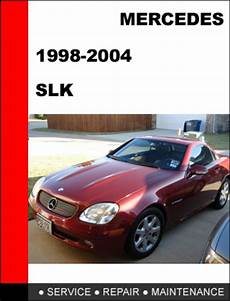 car repair manuals download 2005 mercedes benz slk class regenerative braking mercedes slk 1998 2004 workshop service repair manual download ma