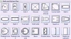 different kitchen floor plan symbols see description youtube