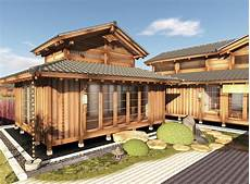 Prefabricated Home Style Asian