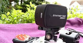 Kitvision 360 Immerse Action Camera With Built In Wi Fi