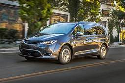 2017 Chrysler Pacifica Hybrid The Van Goes Green Review