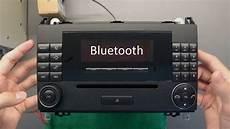 2007 mercedes audio 20 bluetooth integration