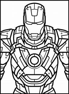 Ironman Malvorlagen Pdf Iron Coloring Pages Ironman Mark06 Iron Coloring