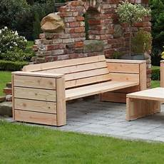 Outdoor Lounge Selber Bauen - holz lounge selber bauen lounge sofa selber bauen