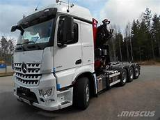 mercedes arocs used mercedes arocs 3251 kran v 228 xlare crane trucks
