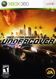 need for speed undercover for xbox 360 2008 mobygames