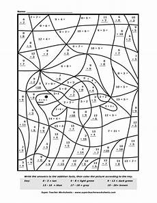 free color by number math worksheets multiplication 16320 15 best images of worksheets coloring pages patriotic symbols coloring pages