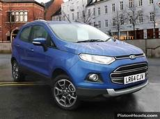 Used 2014 Ford Ecosport 1 5 Titanium X Pack Tdci For Sale