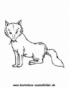 Kostenlose Ausmalbilder Zum Ausdrucken Fuchs Ausmalbild Fuchs 2 Zum Ausdrucken