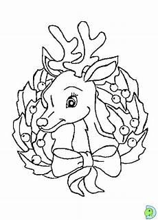 Dinokids Desenhos Para Colorir Desenhos De Renas De