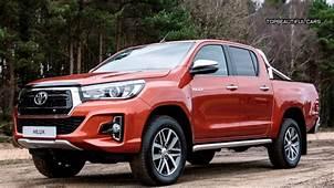Toyota Hilux 2019 Modelos