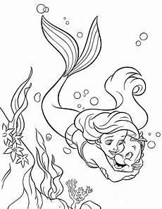 disney princess ariel coloring pages getcoloringpages