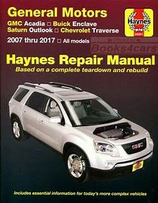 automotive repair manual 2010 saturn outlook free book repair manuals buick enclave shop manual service repair book haynes chilton guide ebay