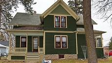 victorian green paint color improve curb appeal before after photos