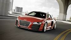 The Audi R8 V12 Tdi Is A Diesel Supercar From A Parallel