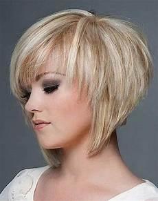 2020 Layered Bob Hairstyles With Bangs